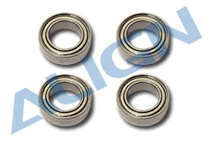 Picture of H60106 Bearing(MR106ZZ) 6x10x3mm