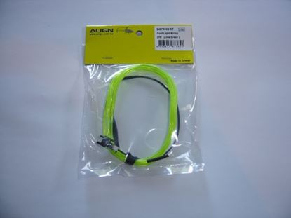 Picture of BG78002A-3 Cold Light String (1.5M) Lime Green