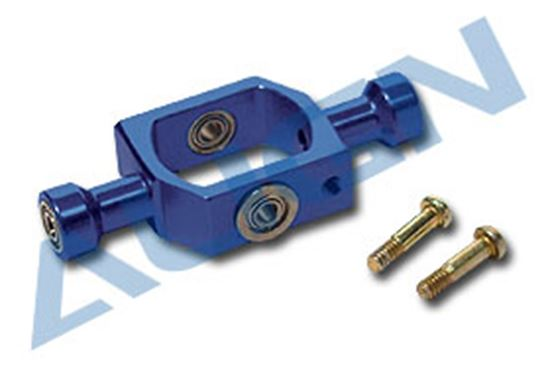 Picture of HS1207-84 Metal Flybar Seesaw Holder/DarkBlue
