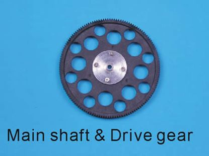 Picture of E-Sky EK1-0238/000223 Main shaft drive gear