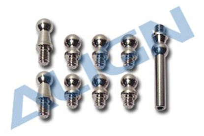 Picture of H60120 M3 Stainless Steel Linkage Ball