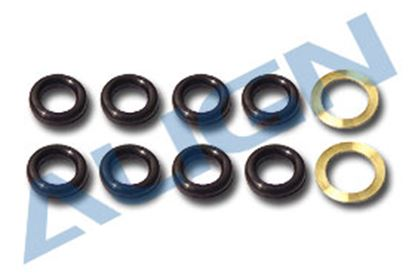 Picture of HS1266 Damper Rubber Set