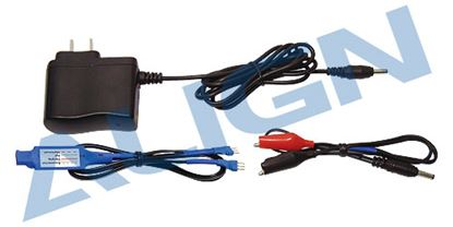 Picture of H60130 600 Carbon Night Blade Charger