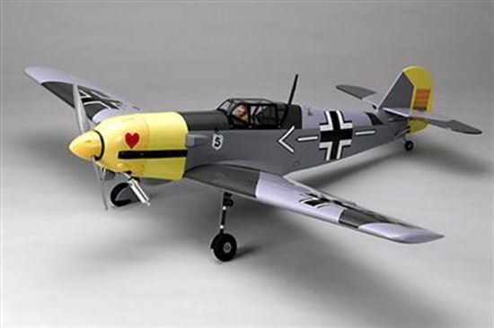 Picture of Kyosho 11824L Messerschmitt BF109E