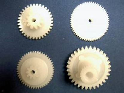 Picture of 539 JR Servo Gear Set for 519, 539 Servo.