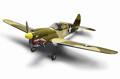 Picture of Kyosho 11822L CURTISS P40 WARHAWK 40