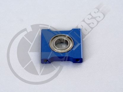 Picture of CM02-0605Z Bearing block w/ BB (main shaft)