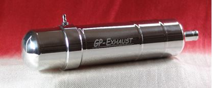 Picture of Gp-Exhaust GPE 385100 Compact 55 Pipe