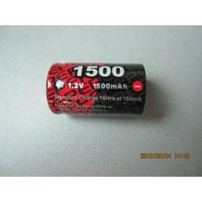 Picture of EP-SC1500 1500 mAh 1.2v Sub C NiCd Battery For Glow plug starter's