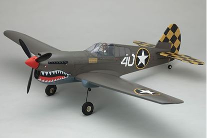 Picture of Kyosho 11862 CURTISS P40 WARHAWK 50