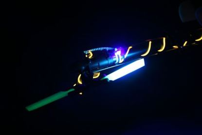 Picture of KBDD 4002 59.6mm Night Blades with 12v UV LED