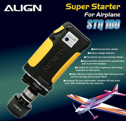 Picture of HFSSTQ02 Super Starter (For Airplane)