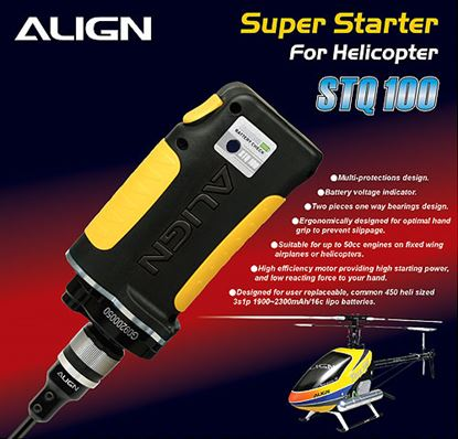 Picture of Align HFSSTQ01 Super Starter (For Helicopter)