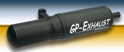 Picture of GPE 385816/01 GP-Exhaust Energy 57 Blackline