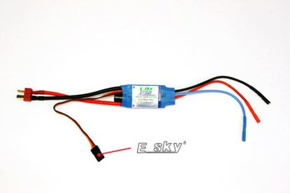Picture of E-Sky EK1-0350/000836 25A Speed controller for helicopter