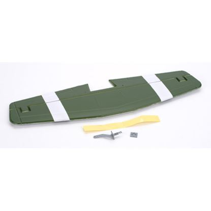 Picture of ParkZone PKZ1824 Horizontal Stabilizer w/ Accs: P-51D Mustang BL