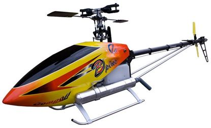 Picture of Compass Model 99-3D-V2 3Dplus carbon Heli Kit