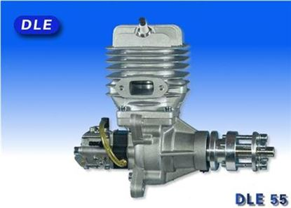 Picture of DLE55 55cc 2-Stroke Petrol Engine