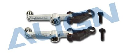 Picture of H25011AF Metal Washout Control Arm/Silver