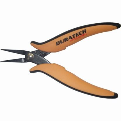 "Picture of Duratech TH1887 Precision 6"" Long Nose Pliers"
