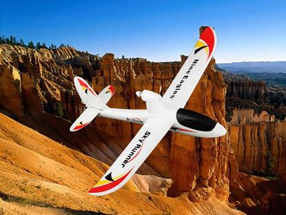 Picture of Nine Eagles NE773 Sky Runner 2.4GHz 3Ch RTF Plane