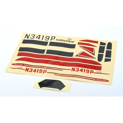 Picture of HobbyZone HBZ4810 Decal Sheet: Mini Cub