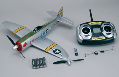 Picture of Nine Eagles NE778 P-47D Micro RTF Plane