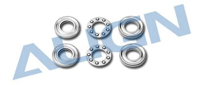 Picture of HN6125 F5-10M Thrust Bearing 5x10x4mm