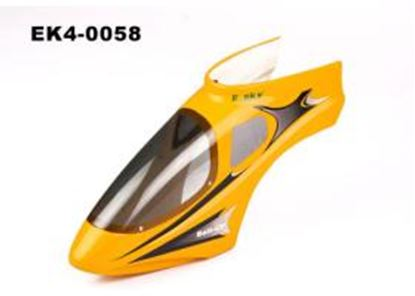 Picture of E-Sky 001620 (EK4-0058) Glass Fiber Canopy