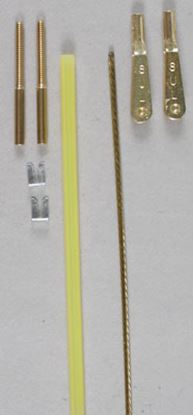 Picture of Sullivan S507 GOLD-N-CABLE .032 36""
