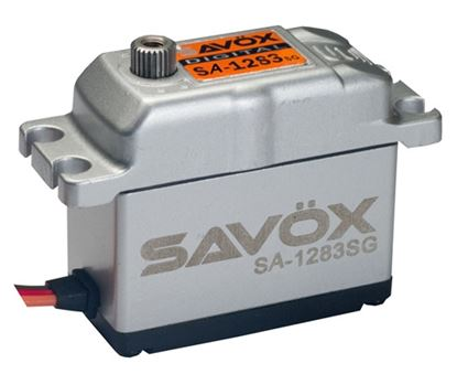Picture of Savox SA-1283SG Super Torque Steel Gear Digital Servo