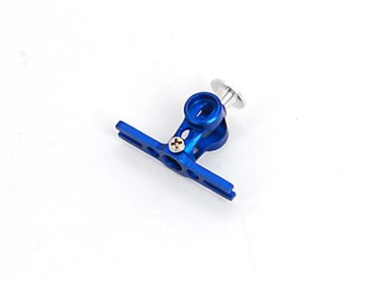 Picture of Xtreme MCPX002 Metal Main Rotor Hub -Blue (MCPX)
