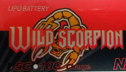 Picture of Wild Scorpion 5S 18.50V 5500mAh 30C XT-60 Plug