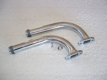Picture of DL/DA 100-111 Headers 80mm Drop (Set)