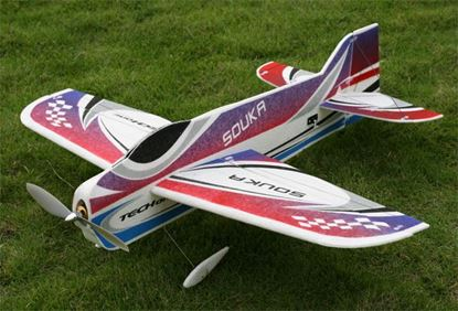 Picture of Techone Souka-EPP Electric 3D Airplane (Kit)