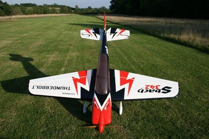 Picture of Gold Wing GW-CU210A Sbach 342 30cc Plane