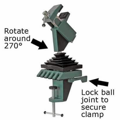 Picture of Duratech TH1769 270 Degree Rotation Clamp Vice