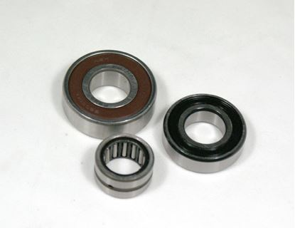 Picture of DL-100 and DLE-111 Bearing Set.