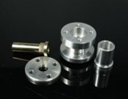 Picture of Propeller Installation Base for DLE-30 Petrol Engine