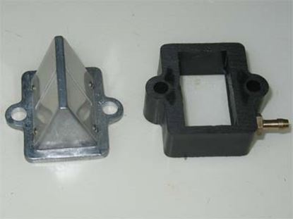 Picture of DL-50 DL-55 Reed Valve and Insulator