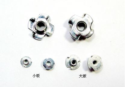 Picture of M5 Blind Nuts (2 pcs)