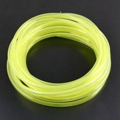 """Picture of OP0923-M 2.5mm-3/32"""" Fuel Tube for Petrol Engine x 1 meter Yello"""