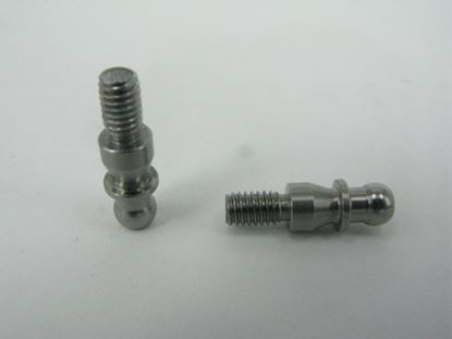 Picture of Kasama KSM53-115 Linkage ball M4x4.95x10.50 (2/Pack)