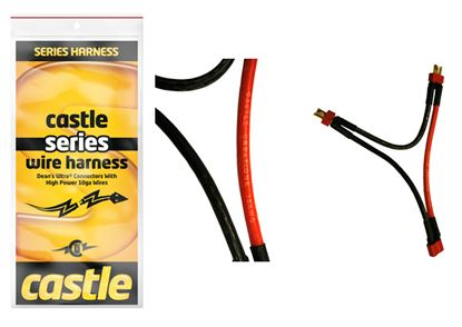 Picture of Castle Creations 011-0002-00 Series Wire Harness