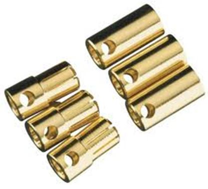 Picture of Castle Creations 8mm Very High Current Bullet Connectors