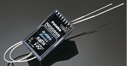 Picture of Futaba R2008SB 8-Channel 2.4GHz S-FHSS Receiver