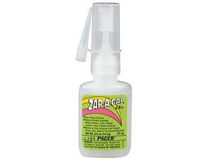 Picture of ZAP PT02 CA Glue - Zap-A-Gap 1 Oz Medium Viscosity