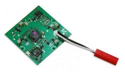 Picture of E-Flite BLH7501 4-in-1 Control Unit, Rx/ESCs/Mixer/Gyros: mQX