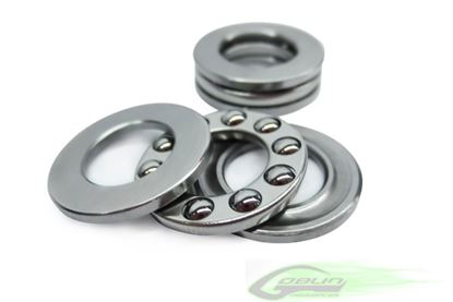 Picture of SAB HC438-S ABEC-5 Thrust bearing 10x 18 x 5,5 - Goblin 700 (2