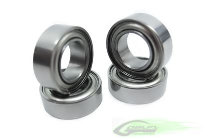 Picture of SAB HC406-S ABEC-5 Bearing 5 x 9 x 3 - Goblin 700 (4pcs)